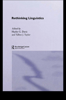 Rethinking Linguistics