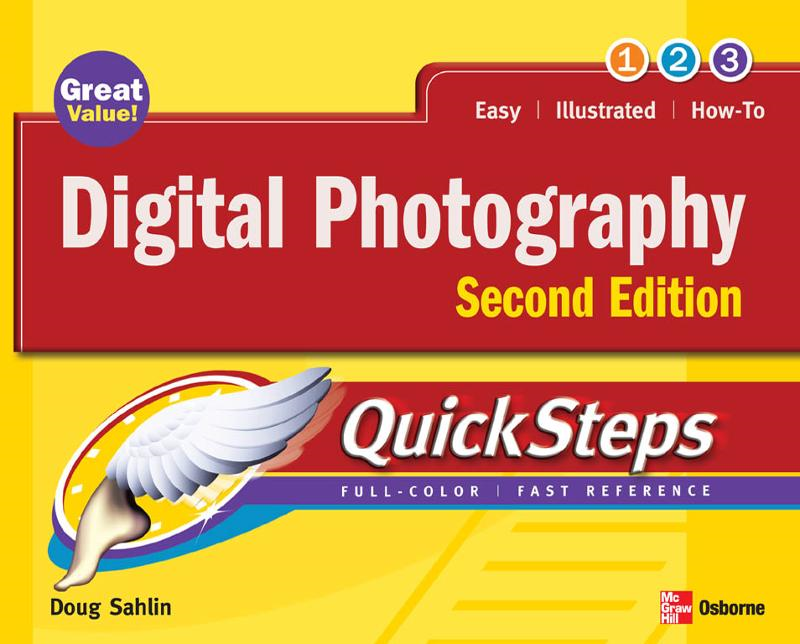 Digital Photography QuickSteps, 2nd Edition