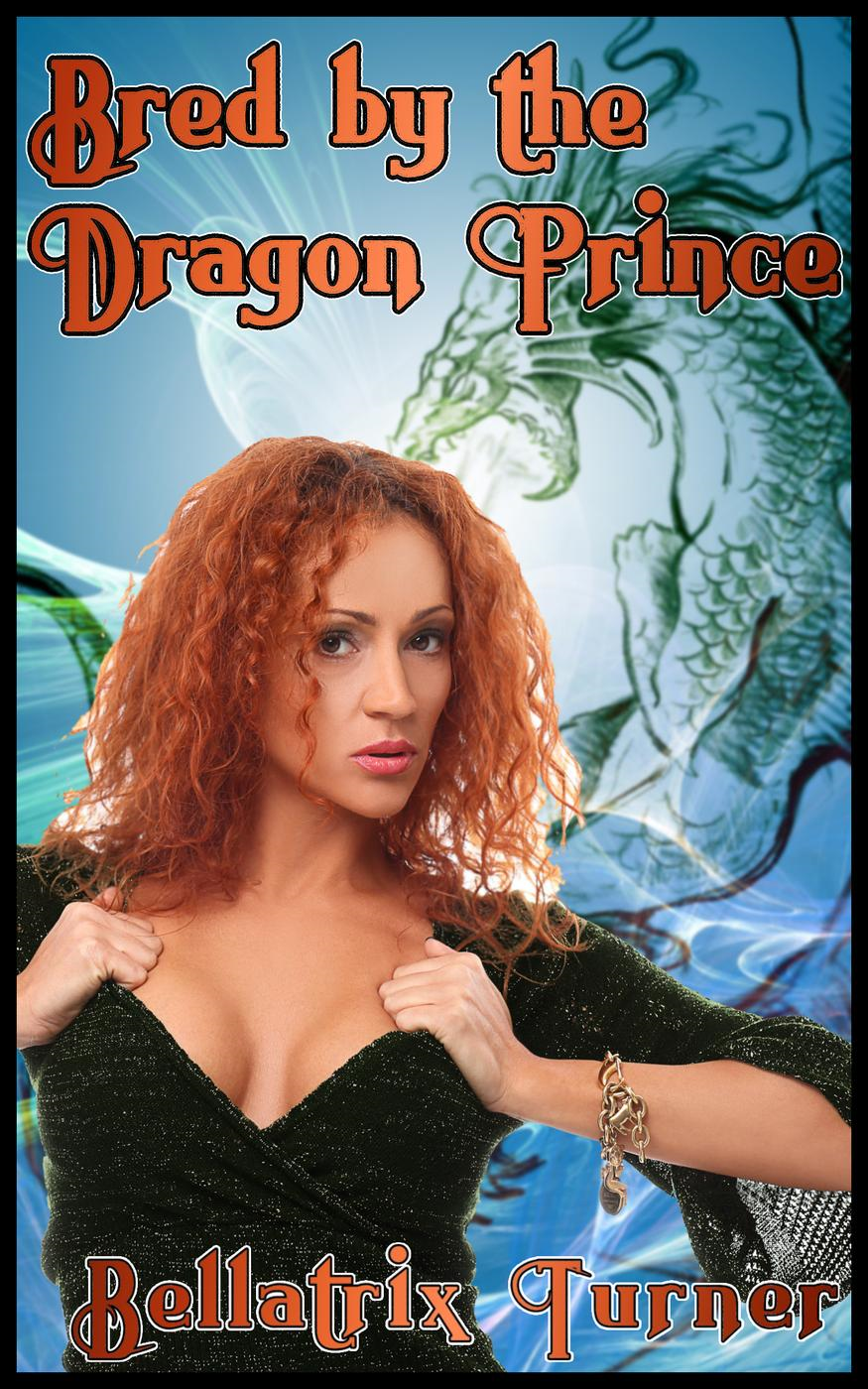 Bred by the Dragon Prince (reluctant virgin monster breeding erotica)