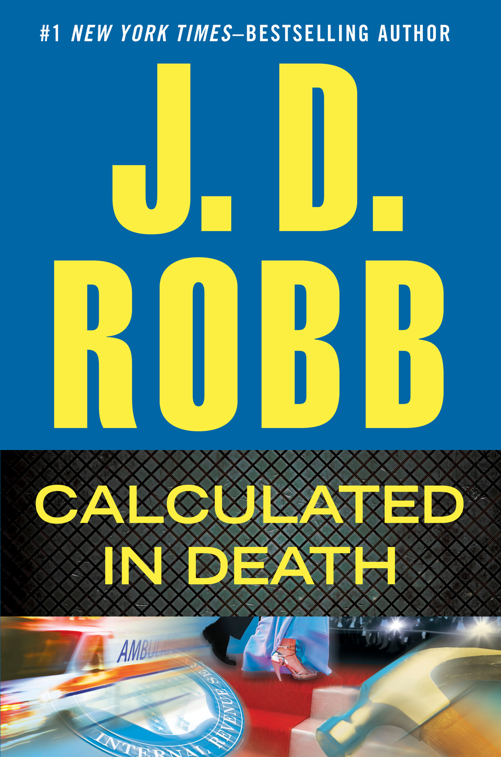 Calculated in Death By: J. D. Robb