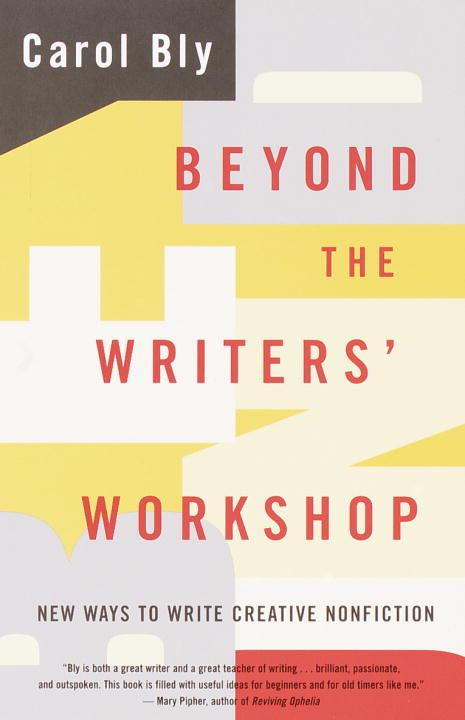 Beyond the Writers' Workshop