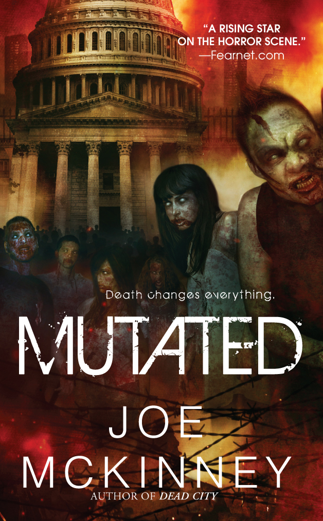Mutated By: Joe McKinney