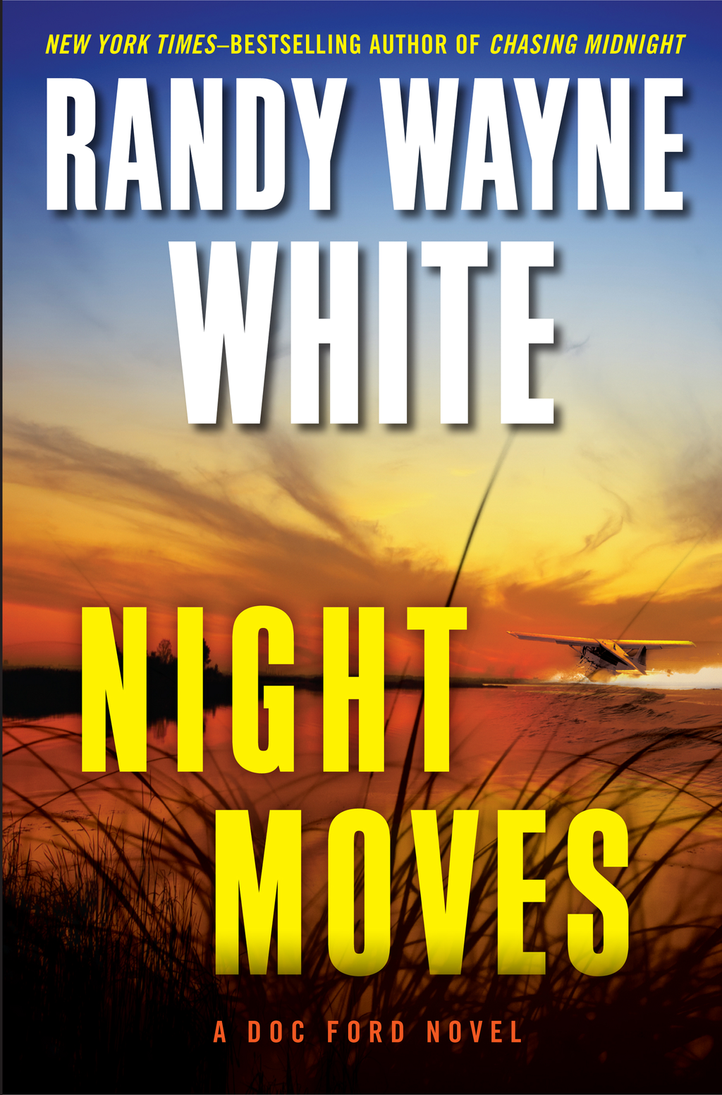 Book Cover: Night Moves