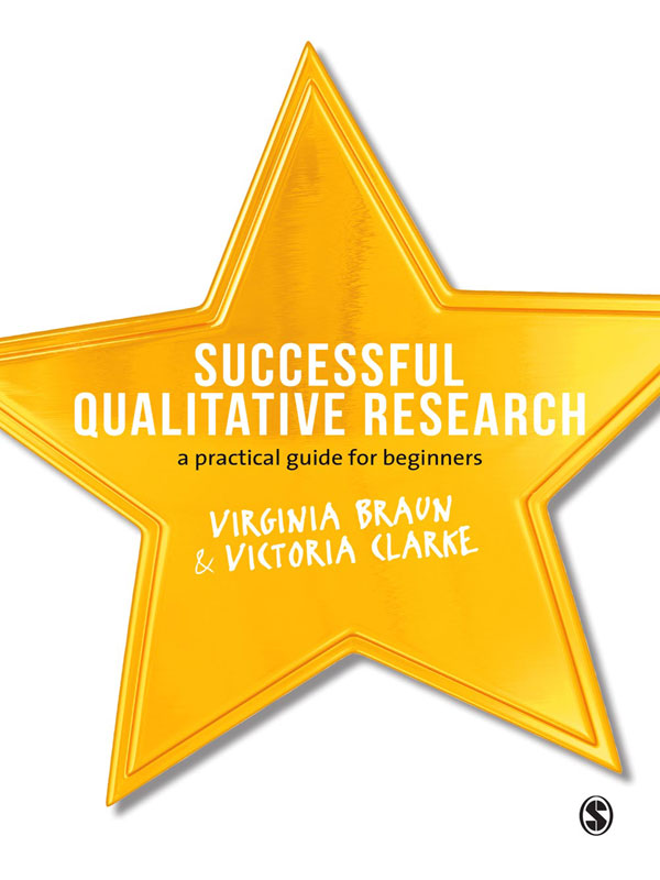 Successful Qualitative Research A Practical Guide for Beginners