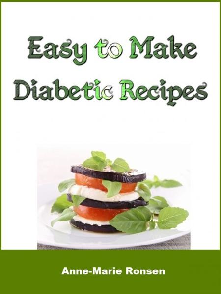 Easy to Make Diabetic Recipes