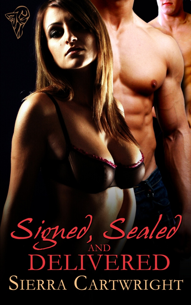Signed, Sealed & Delivered By: Sierra Cartwright