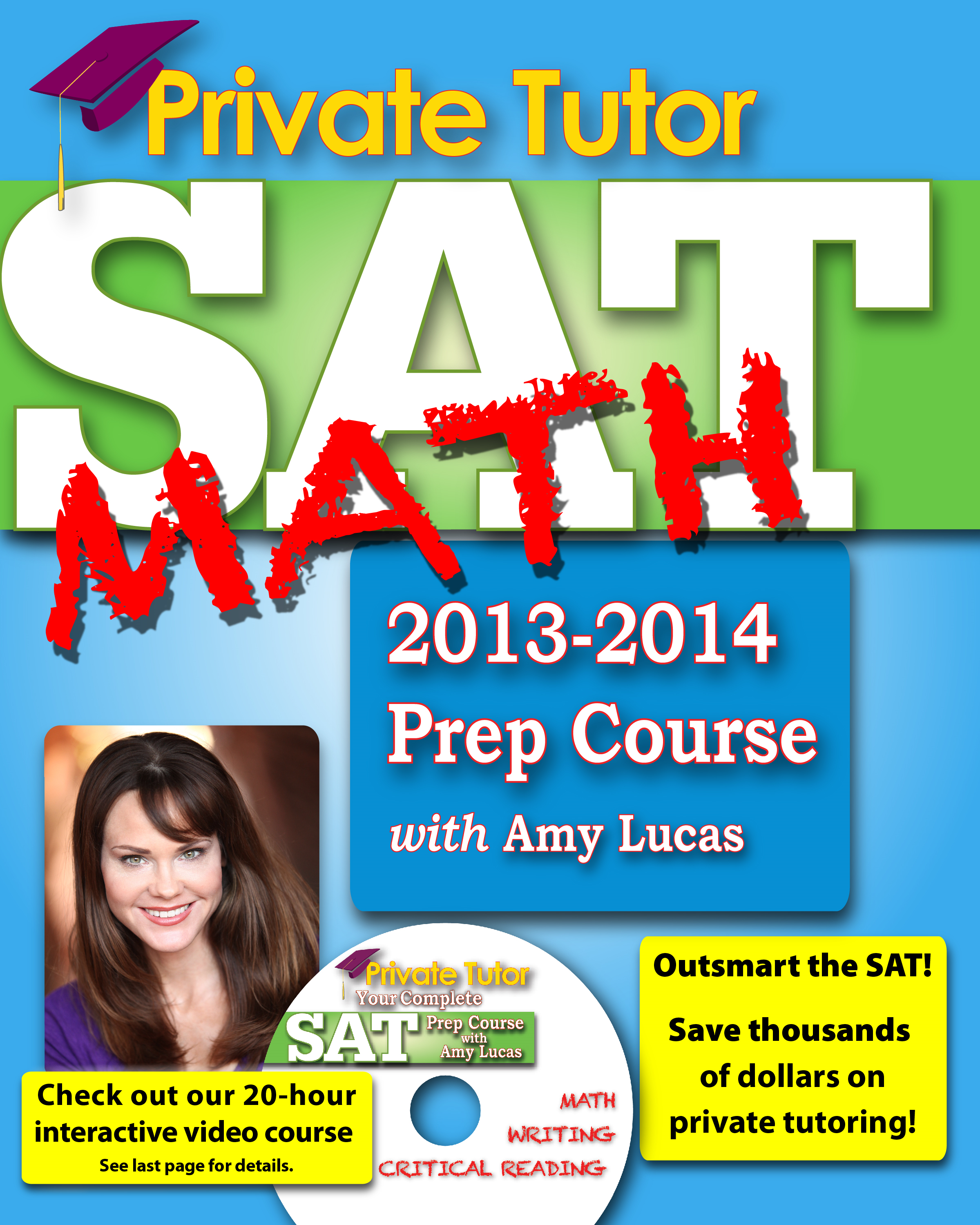 Private Tutor - SAT Math 2013-2014 Prep Course