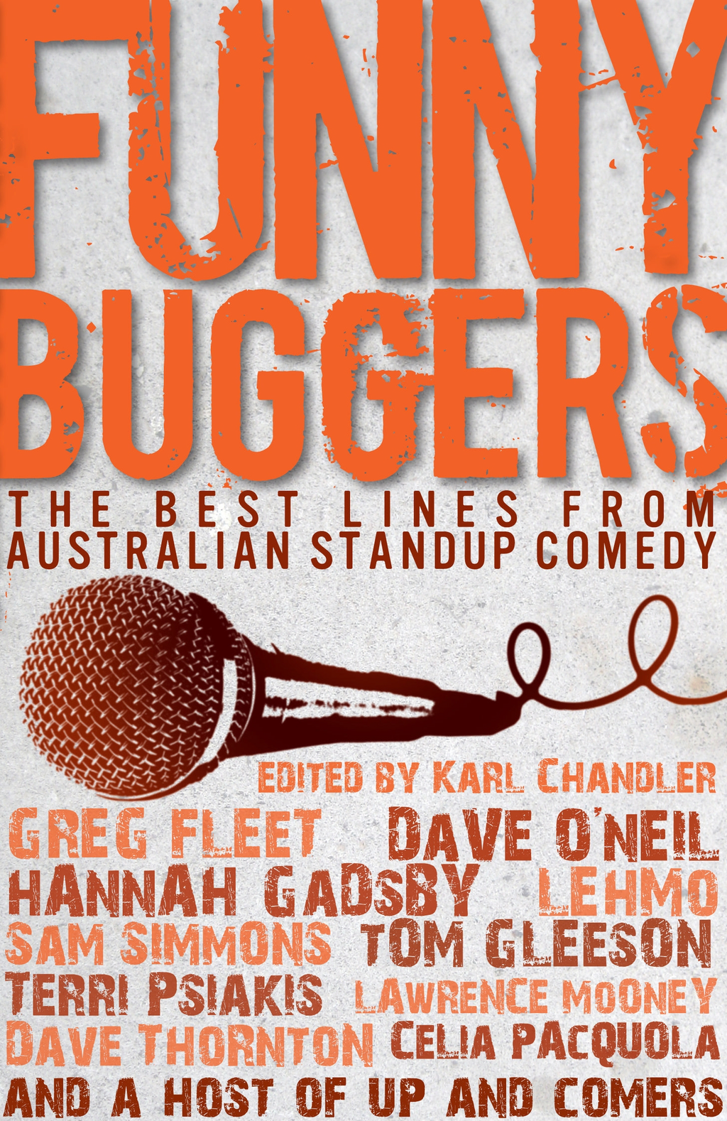 Funny Buggers: The Best Lines from Australian Stand-up Comedy