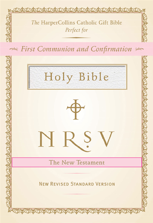 NRSV HarperCollins Catholic Gift Bible--New Testament