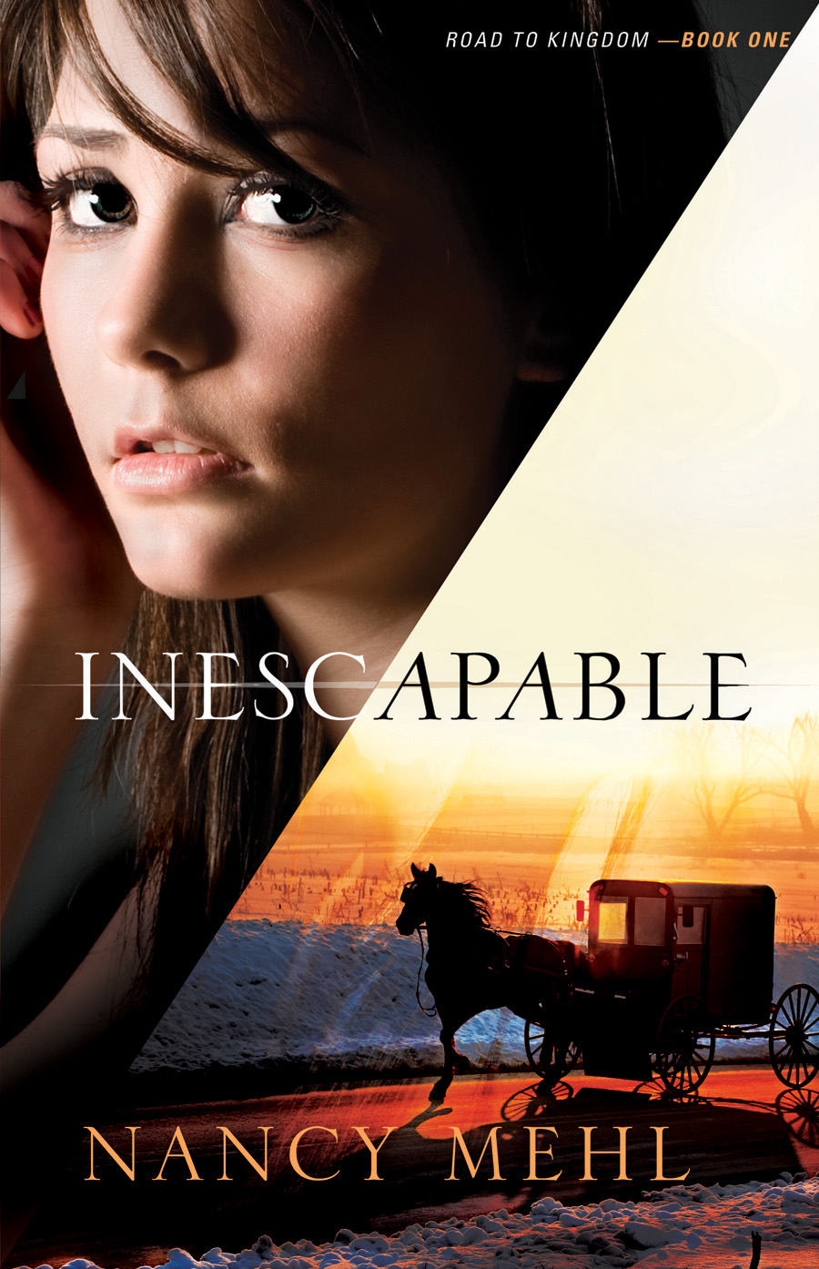 Inescapable (Road to Kingdom Book #1) By: Nancy Mehl