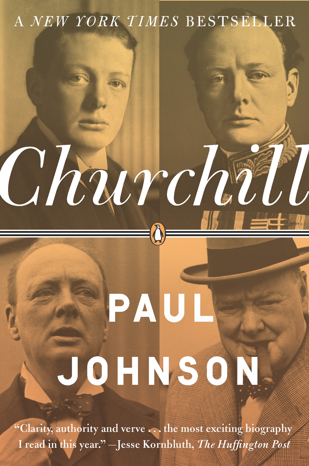 Churchill By: Paul Johnson