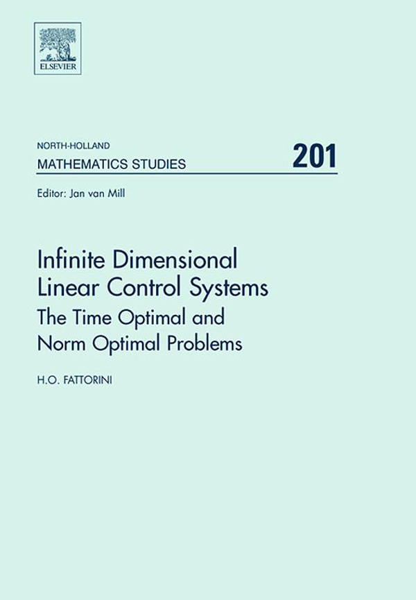 Infinite Dimensional Linear Control Systems The Time Optimal and Norm Optimal Problems