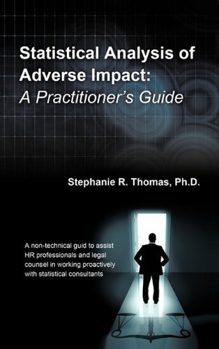 Statistical Analysis of Adverse Impact