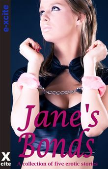janes bonds  a collection of five erotic stories by shanna germain cathryn