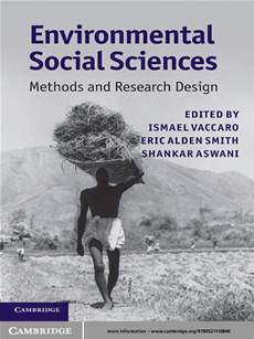 Environmental Social Sciences Methods and Research Design
