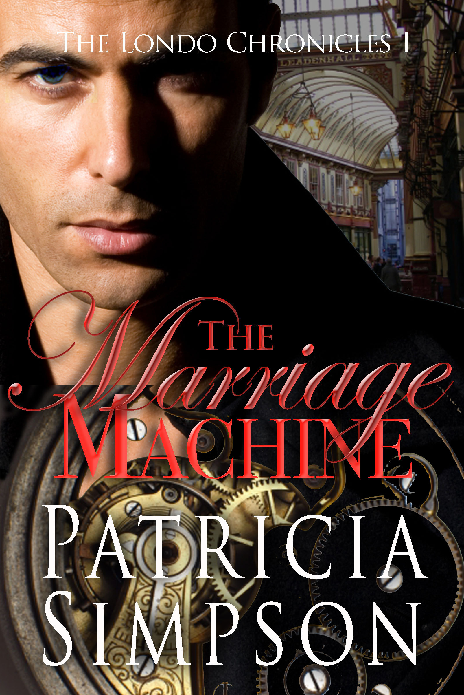 The Marriage Machine By: Patricia Simpson