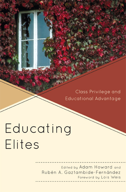 Educating Elites