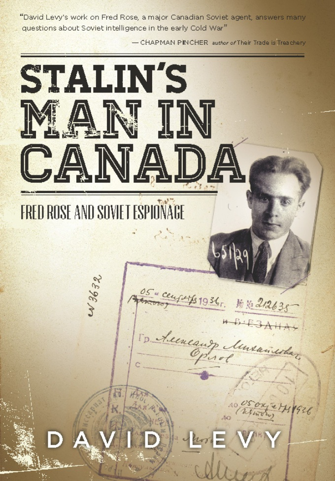 Stalin's Man in Canada
