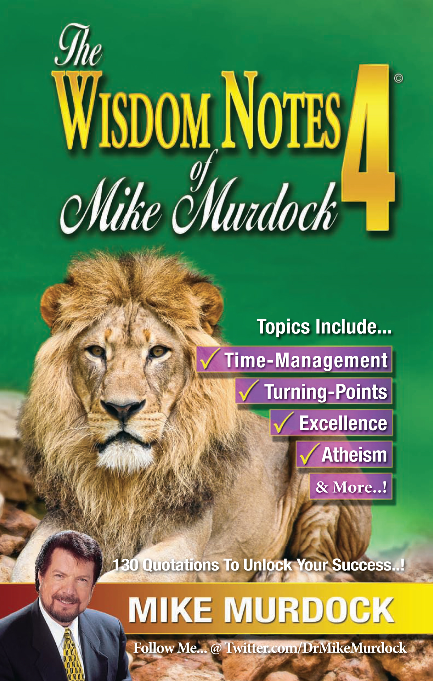 The Wisdom Notes of Mike Murdock 4