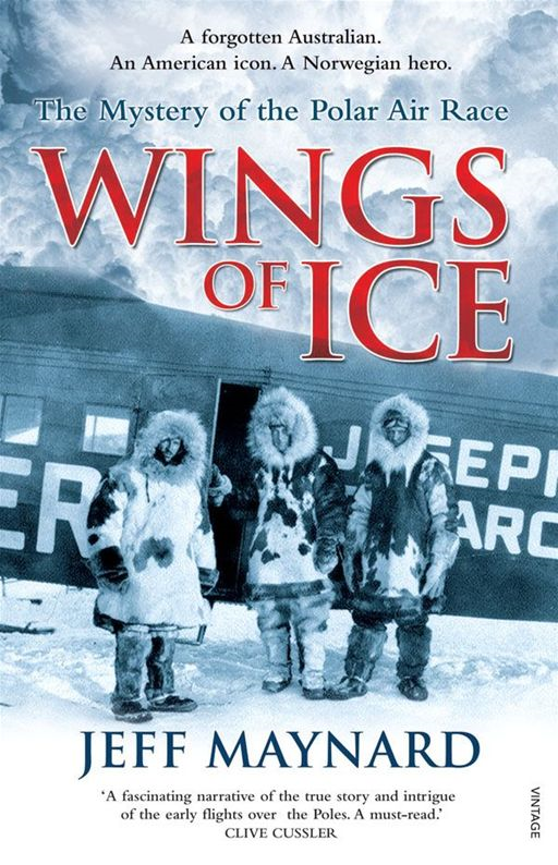 Wings Of Ice By: Jeff Maynard