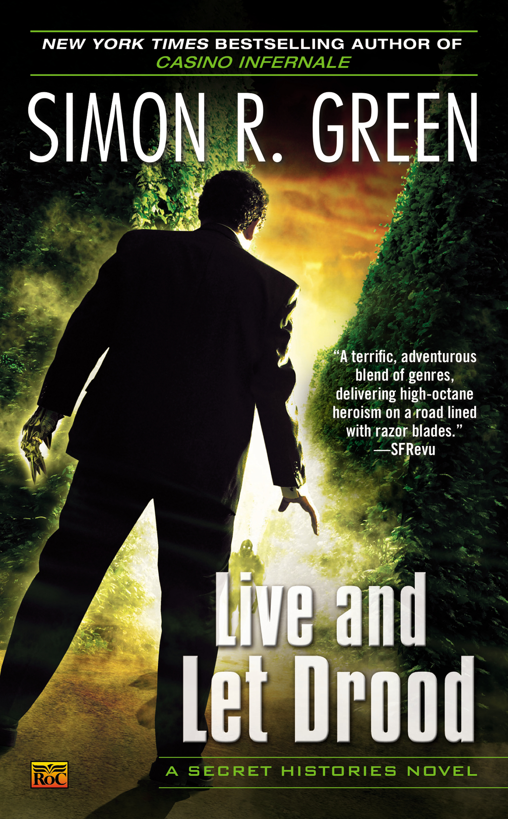 Live and Let Drood By: Simon R. Green