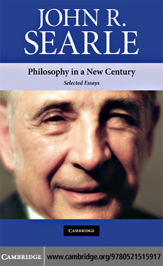 Philosophy in a New Century By: Searle,John R.