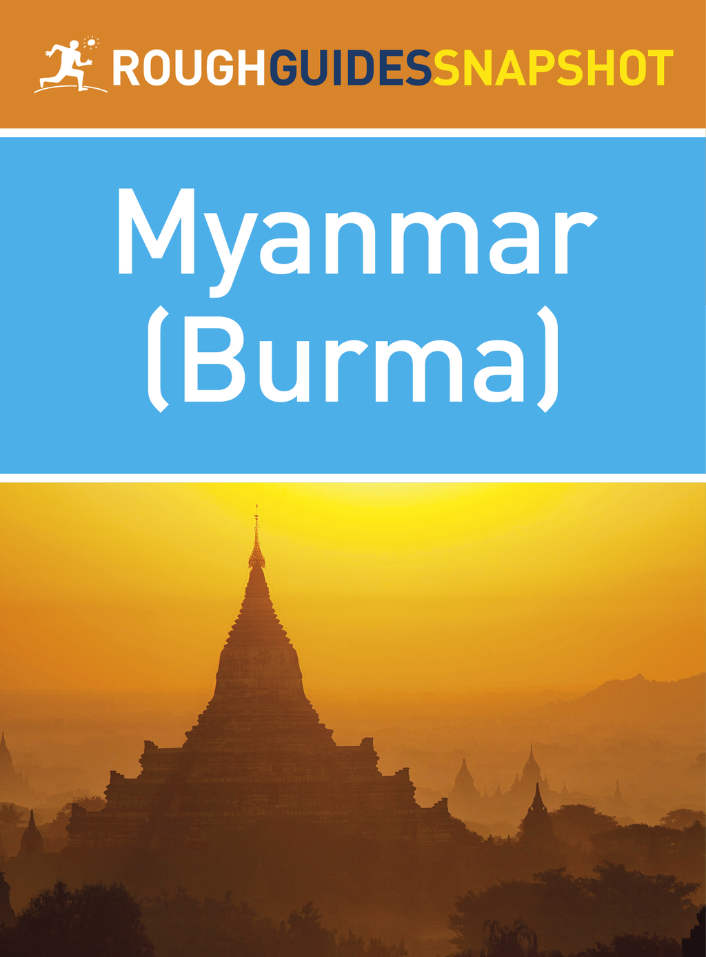 Rough Guide Snapshot Myanmar (Burma)
