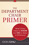 The Department Chair Primer: