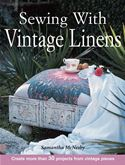 online magazine -  Sewing With Vintage Linens