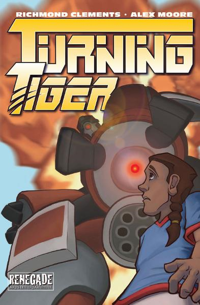 Turning Tiger [Trade] By: Richmond Clements, Alex Moore