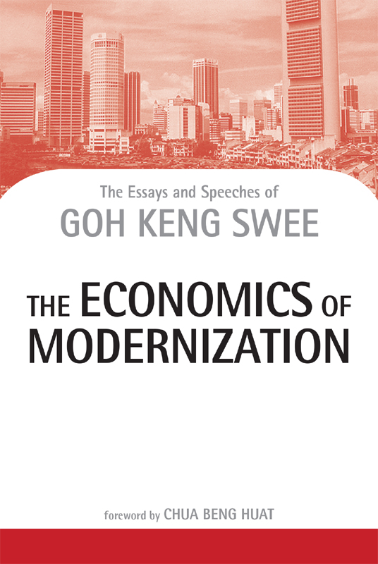 The Economics of Modernization