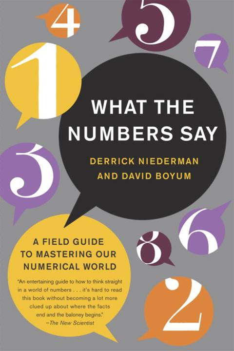 What the Numbers Say By: David Boyum,Derrick Niederman