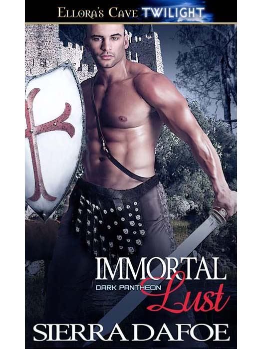 Immortal Lust (Dark Pantheon, Book Two)