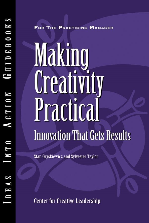 Making Creativity Practical