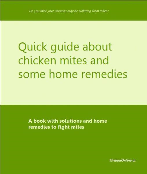 Quick guide about chicken mites and some home remedies By: Granja Online