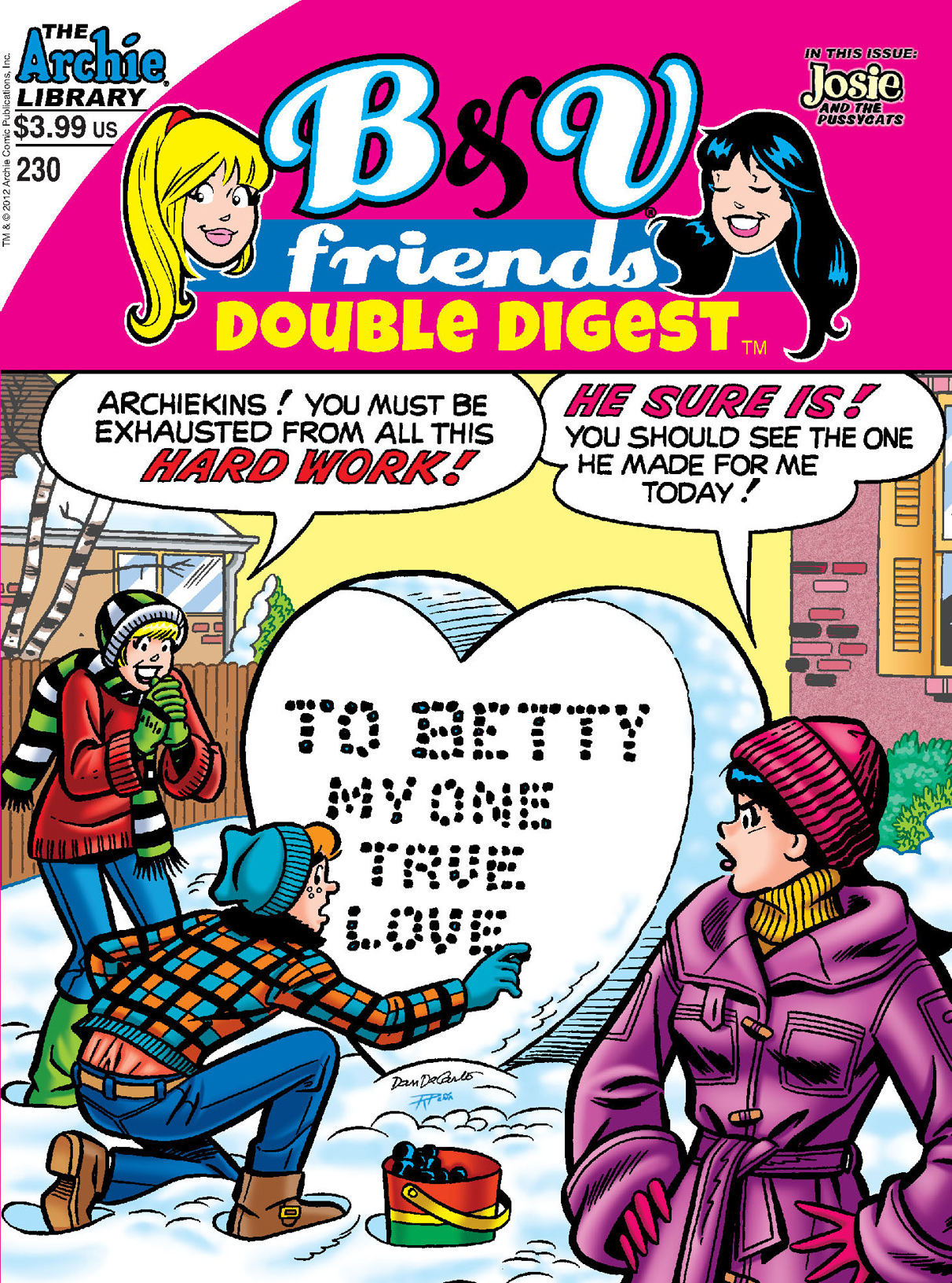 B&V Friends Double Digest #230 By: Various