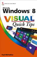 Windows 8 Visual Quick Tips: