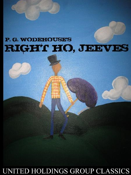 Cover Image: Right Ho, Jeeves