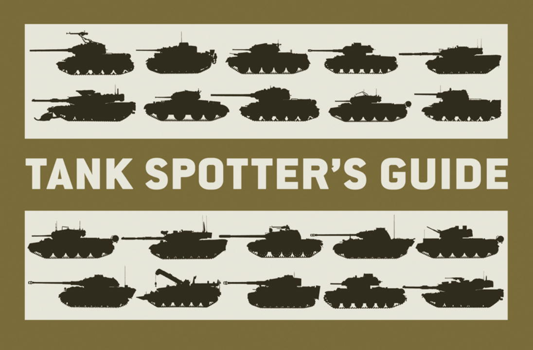 Tank Spotter's Guide By: Museum, The