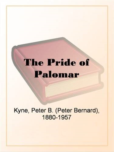 download The Pride Of Palomar book