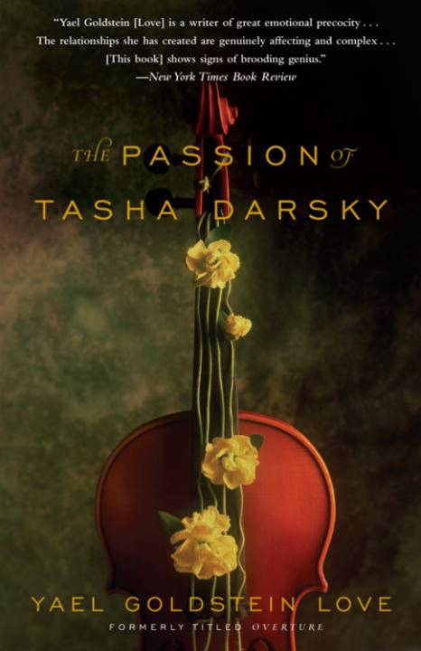 The Passion of Tasha Darsky