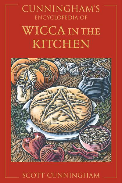Cunningham's Encyclopedia of Wicca in the Kitchen