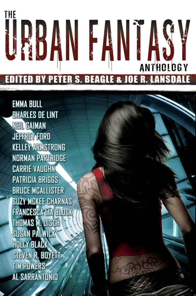 The Urban Fantasy Anthology By: