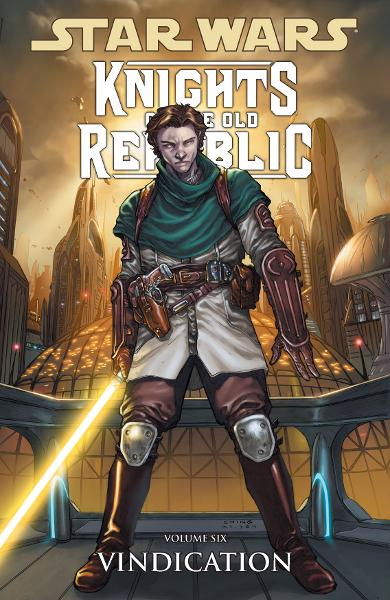 Star Wars: Knights of the Old Republic Volume 6 - Vindication