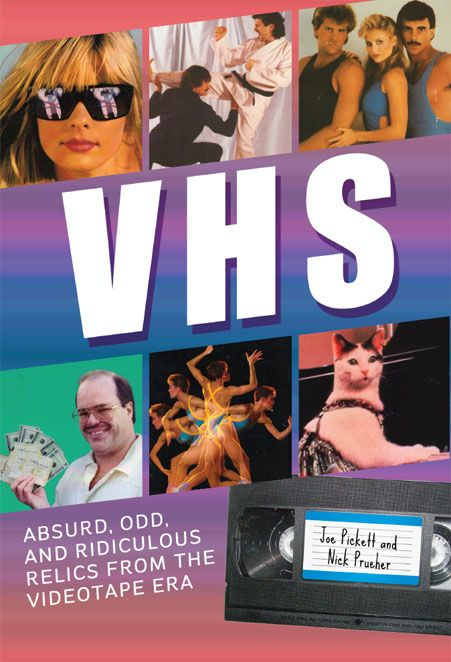 VHS By: Joe Pickett,Nick Prueher