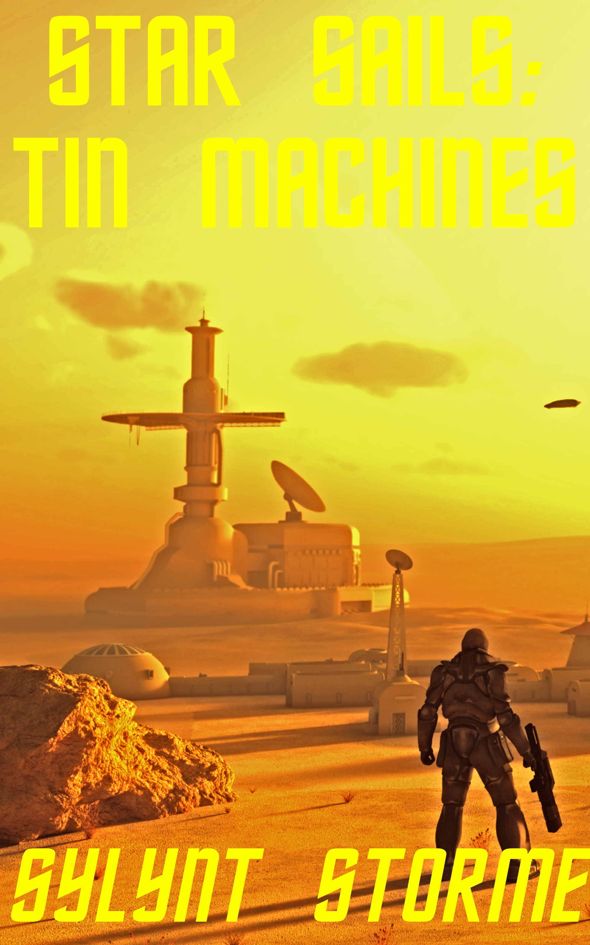 Star Sails: Tin Machines