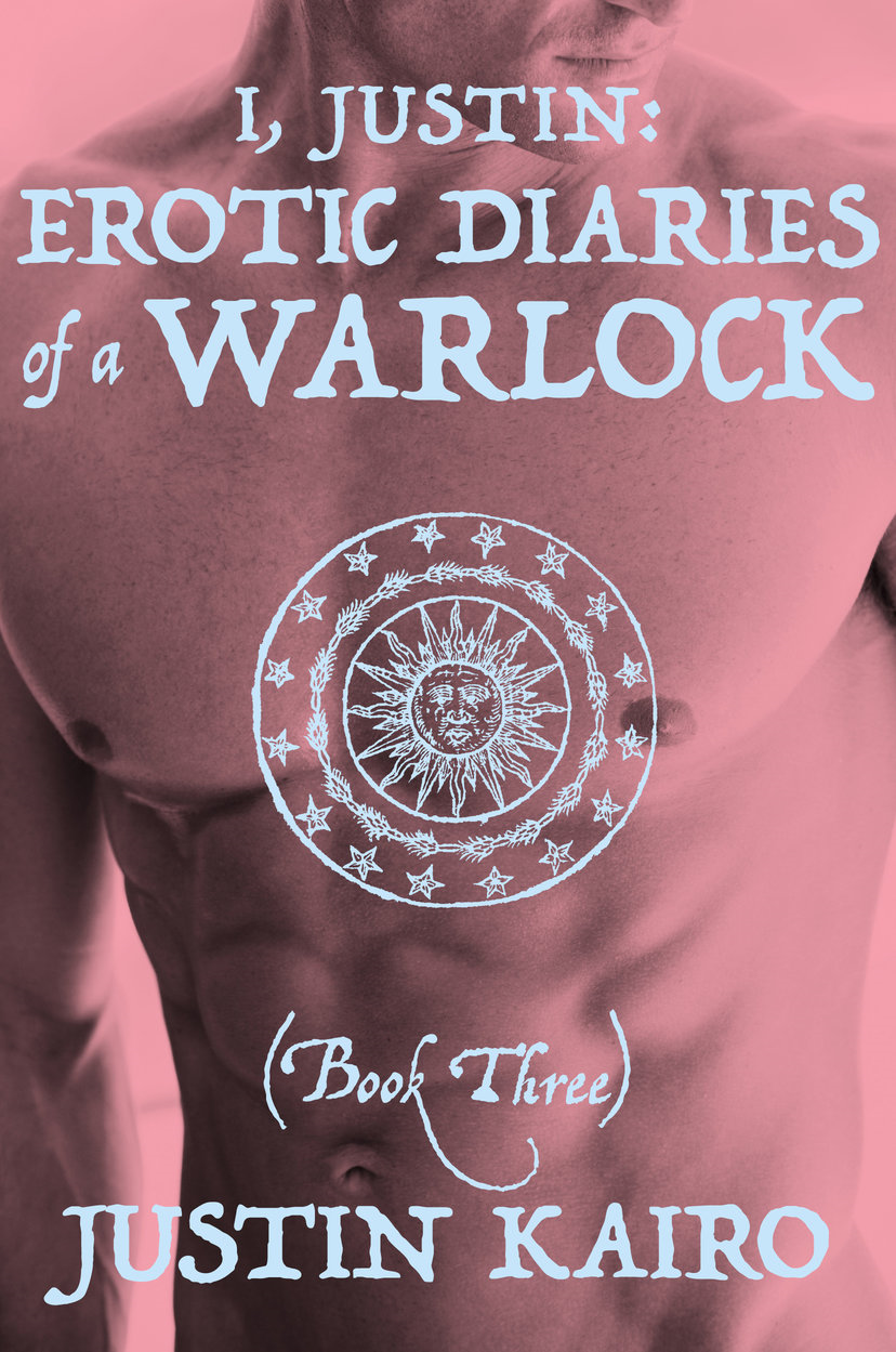 Erotic Diaries Of A Warlock, Book 3 of 3