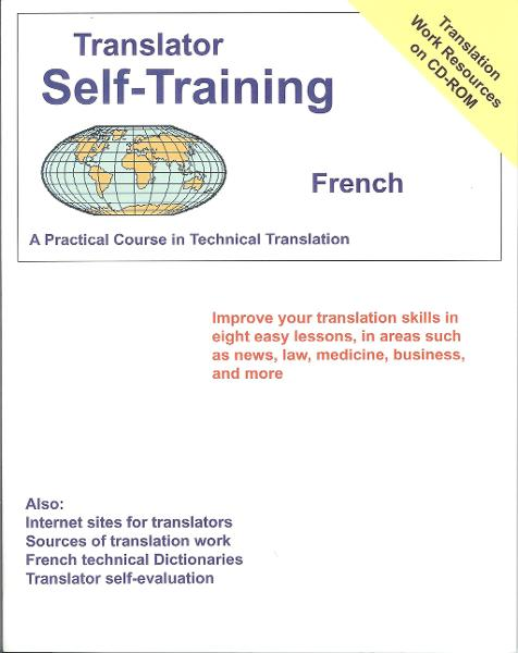 Translator Self-Training--French By: Morry Sofer