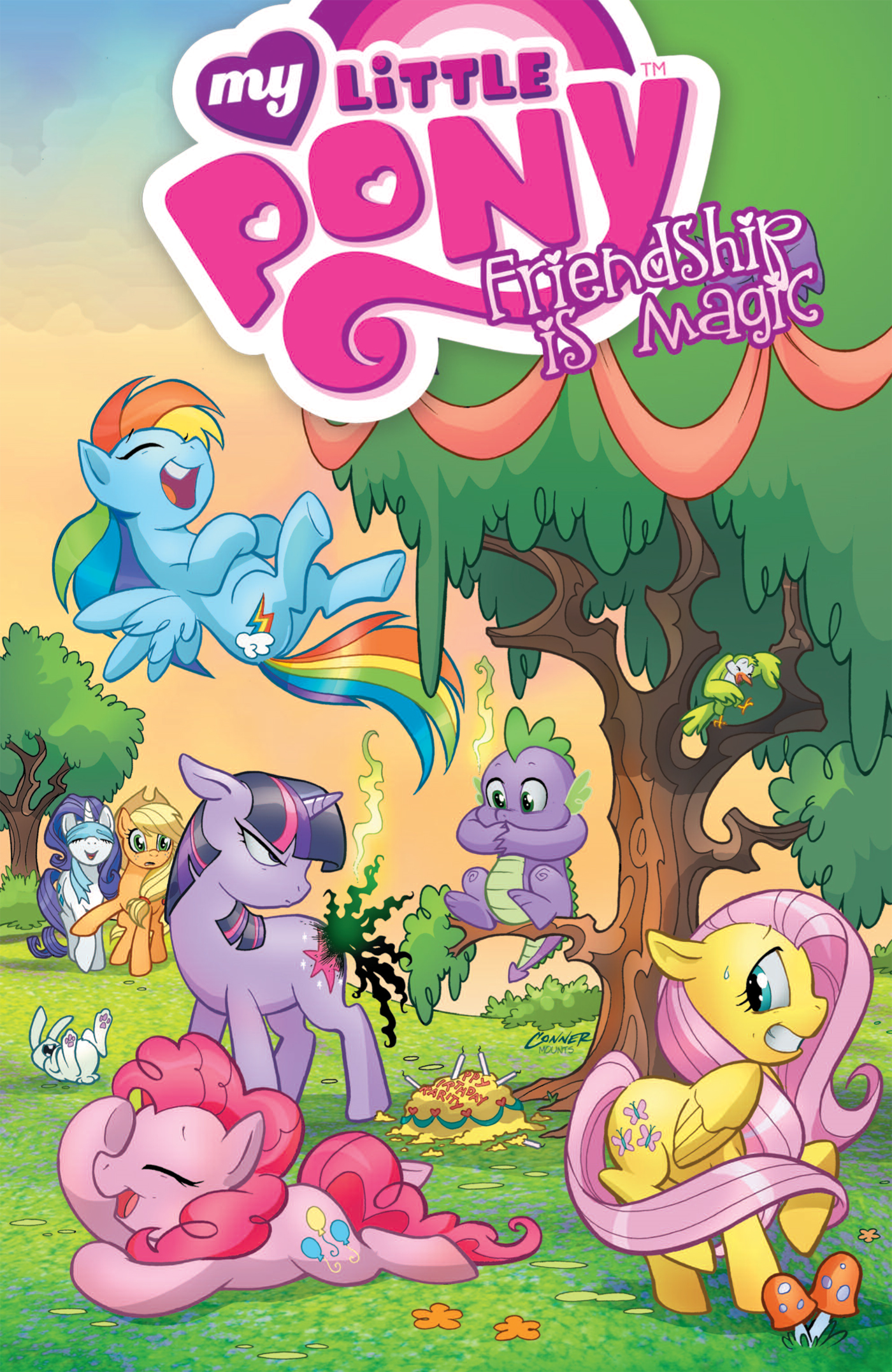 My Little Pony: Friendship is Magic Vol. 1