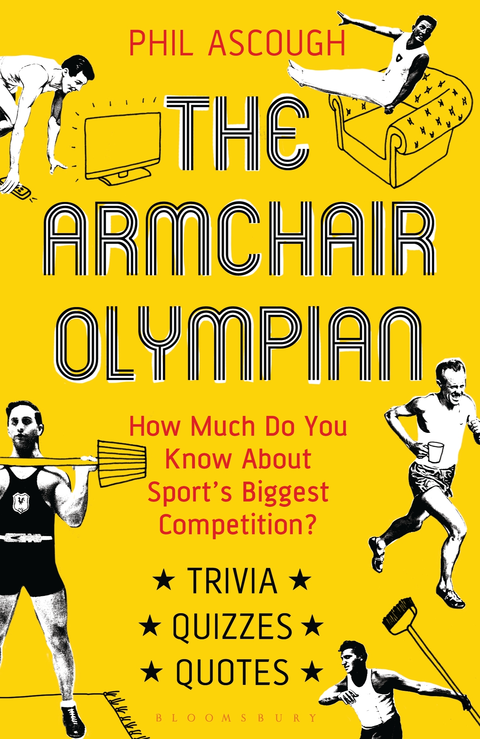The Armchair Olympian How much do you know about sport's biggest competition?